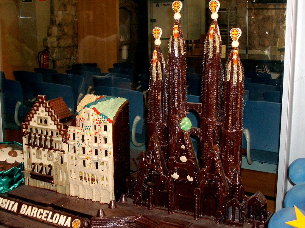 Schokoladenmuseum Barcelona