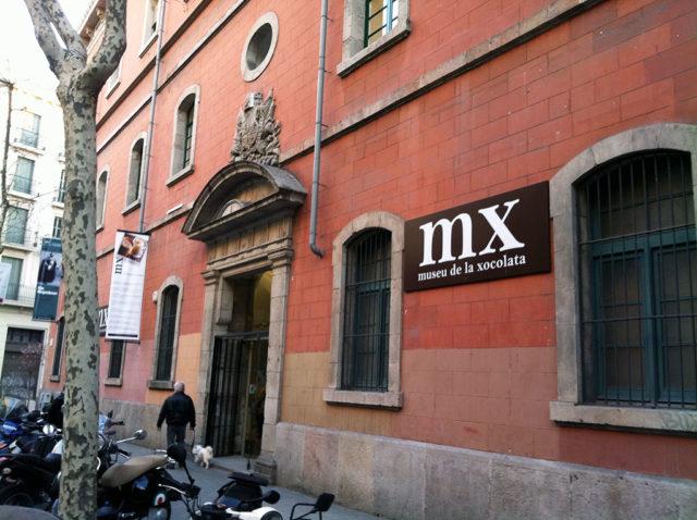 Schokoladen Museum Barcelona
