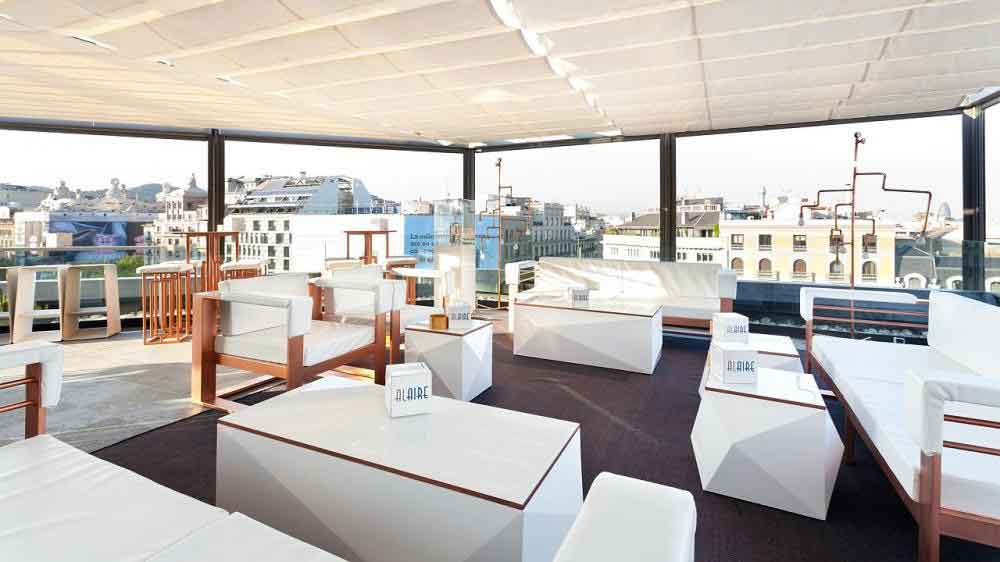 Rooftop Barcelona