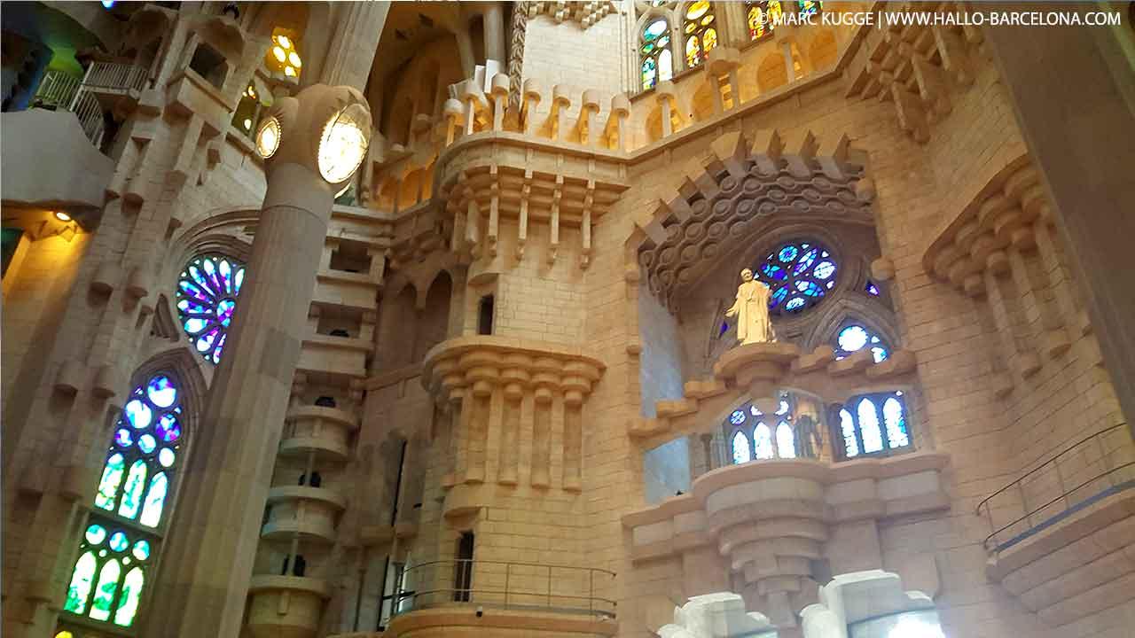 Geschichte der Sagrada Familia