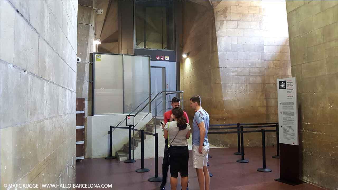 Öffnungszeiten Sagrada Familia