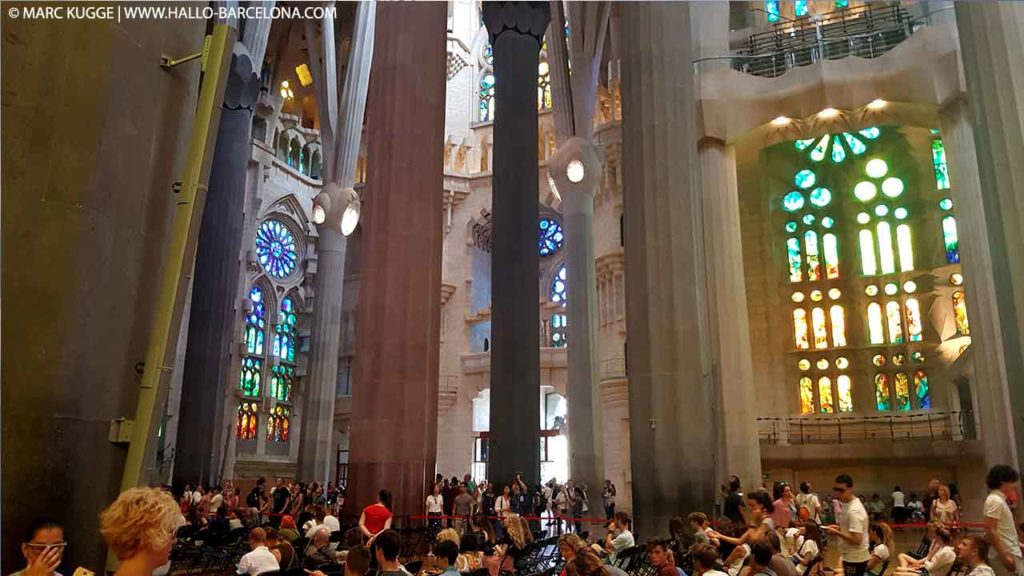 Sagrada Familia Führung auf Deutsch
