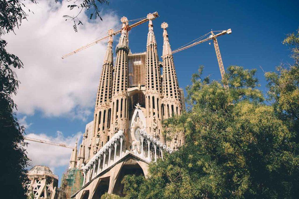 Sagrada Familia Eintritt