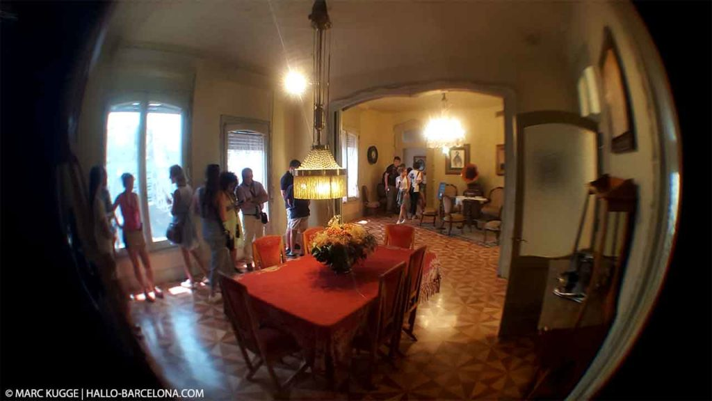 Casa Mila besichtigen: Übersicht & Infos