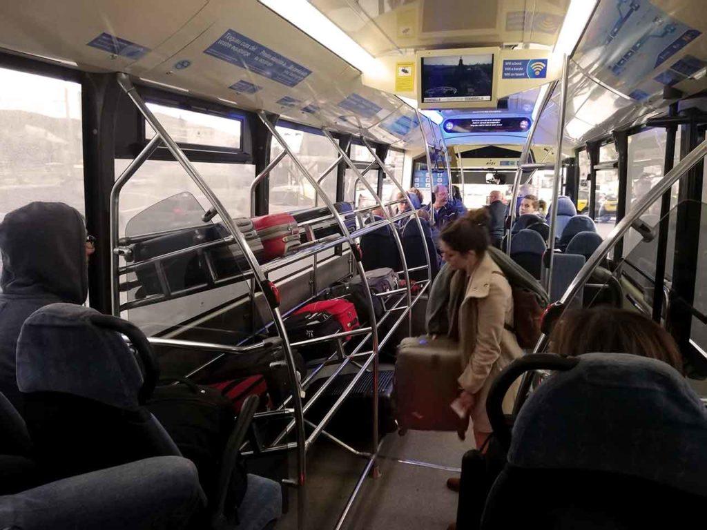Aerobus in Barcelona: Haltestellen, Tickets, Preise & Infos