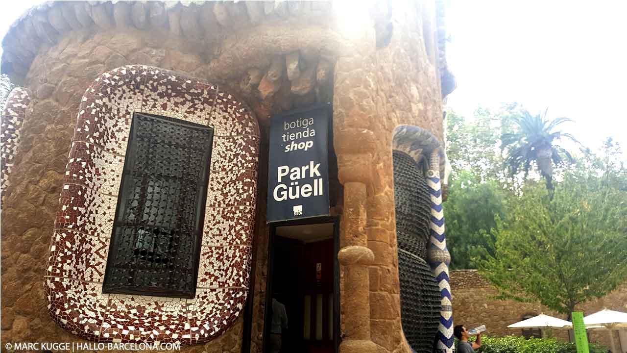 Park Güell besichtigen