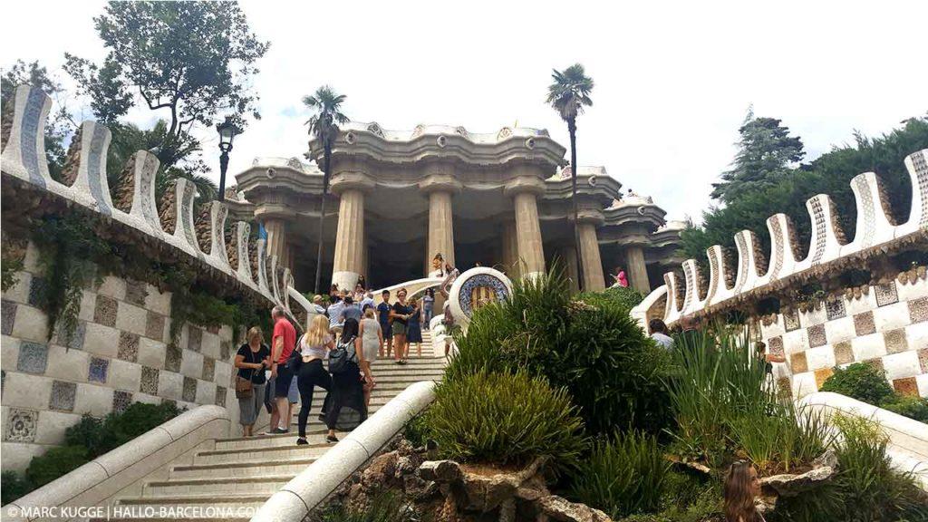 Das Stadtviertel Gràcia: Barcelona mal ganz authentisch
