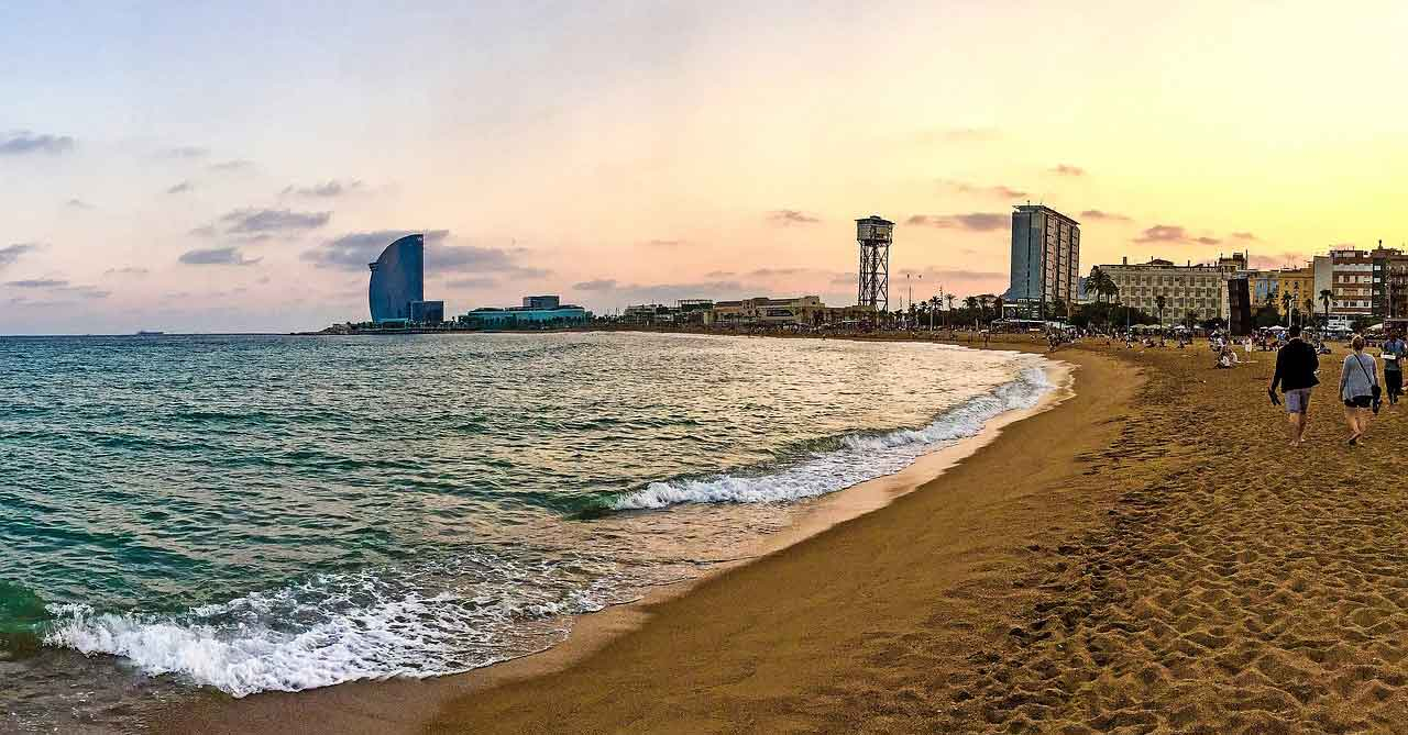 Wassertemperatur Barcelona Wann Kann Man Baden