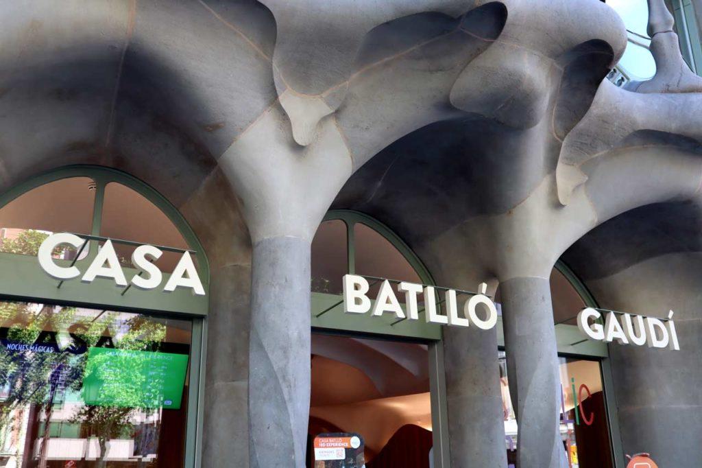Casa Batlló Besichtigung