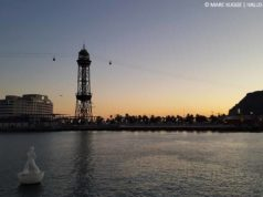 Hafenseilbahn Barcelona