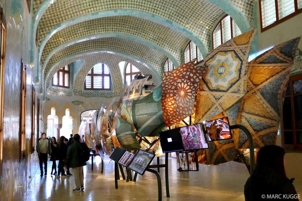 Hospital Sant Pau in Barcelona: Eintritt, Öffnungszeiten & Infos