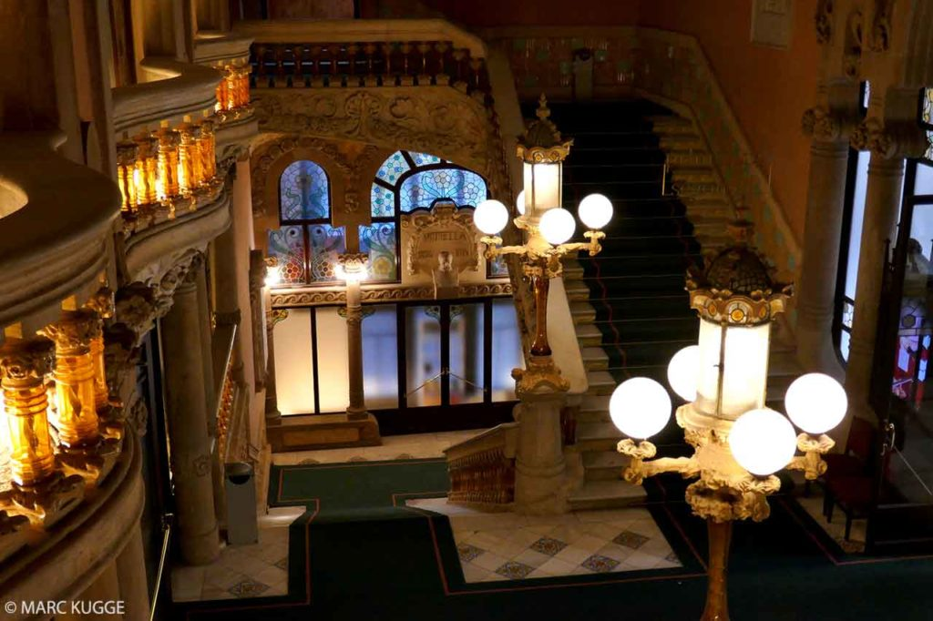Palau de la Música Catalana: Eintritt, Infos & Öffnungszeiten