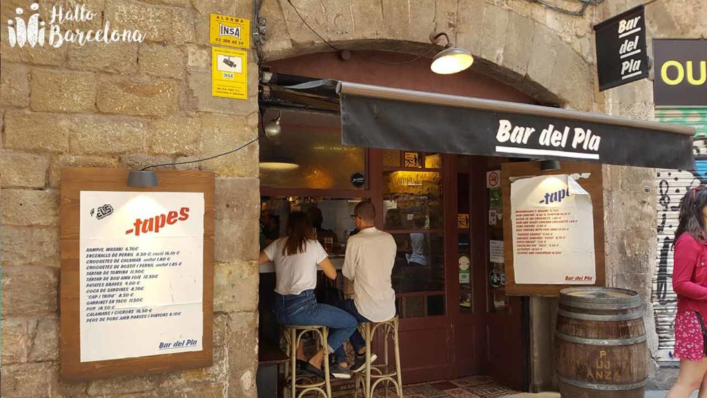 Tapas Bar Barcelona