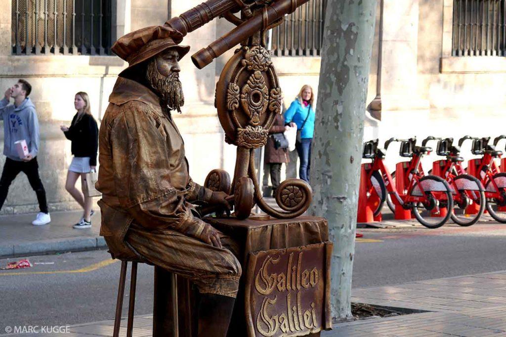 La Rambla - Infos und Tipps über Barcelonas bekannteste Flaniermeile
