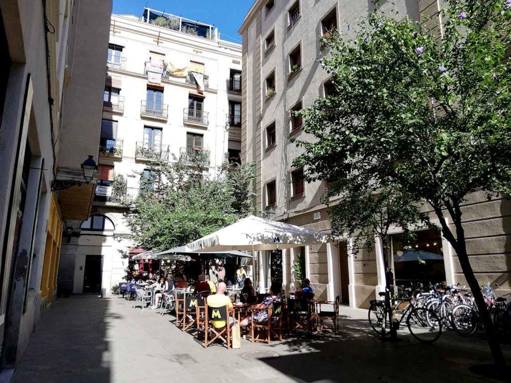 Die Altstadt von Barcelona: das Barri Gòtic Viertel