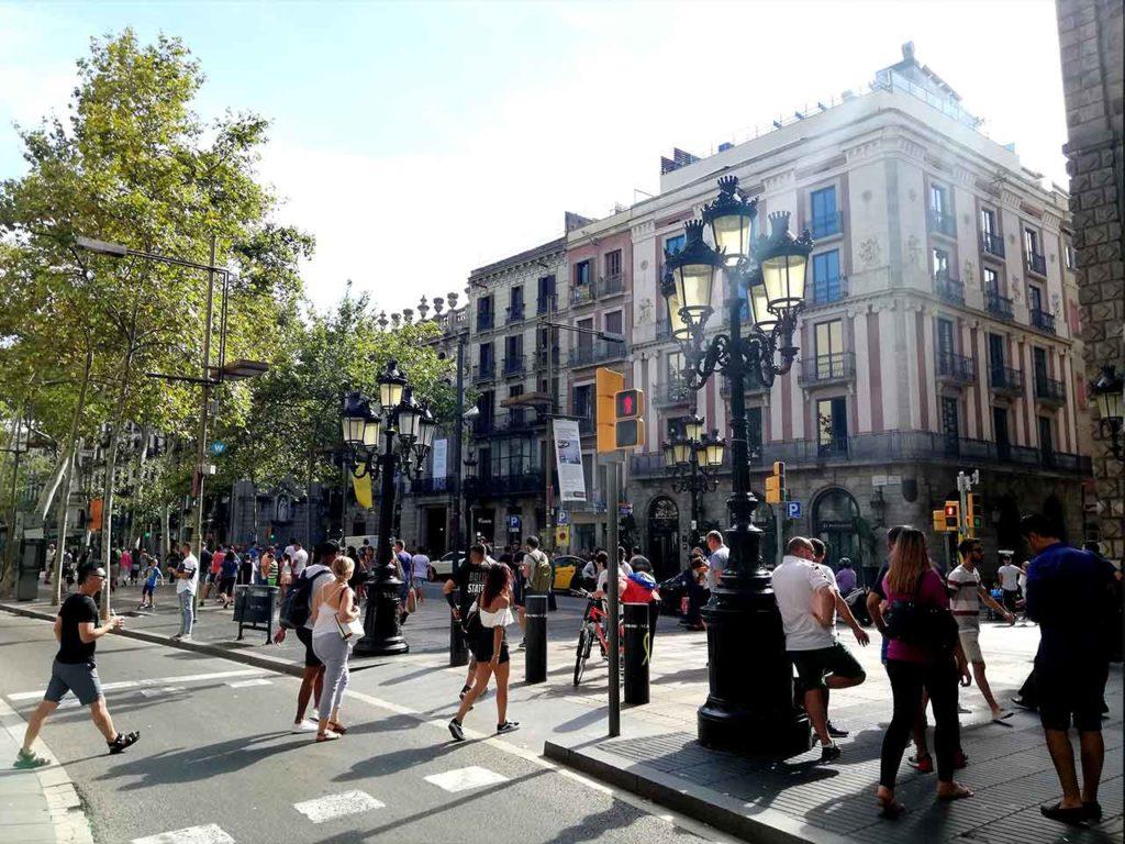 Barcelona Day Pass für Kreuzfahrer