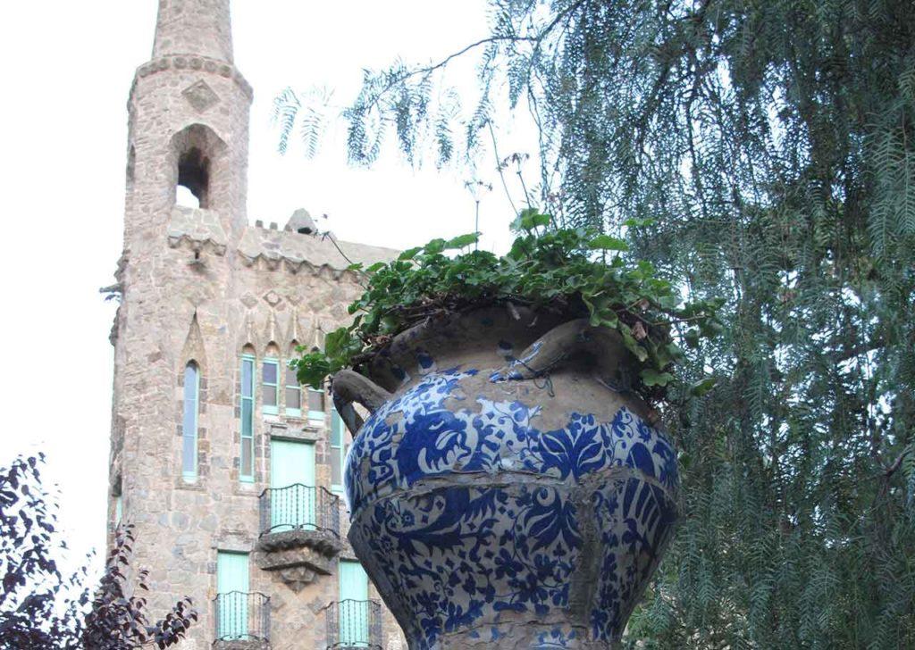 Gaudís Werke in Barcelona