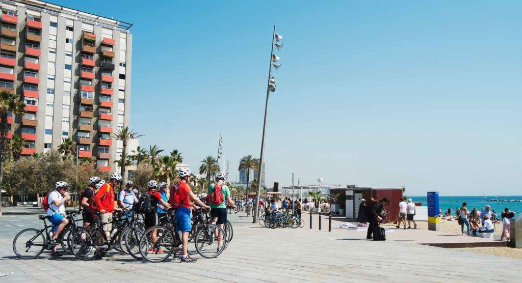 Fahrradtour Barcelona: Anbieter, Preise, Fahrradverleih & Fahrradtouren
