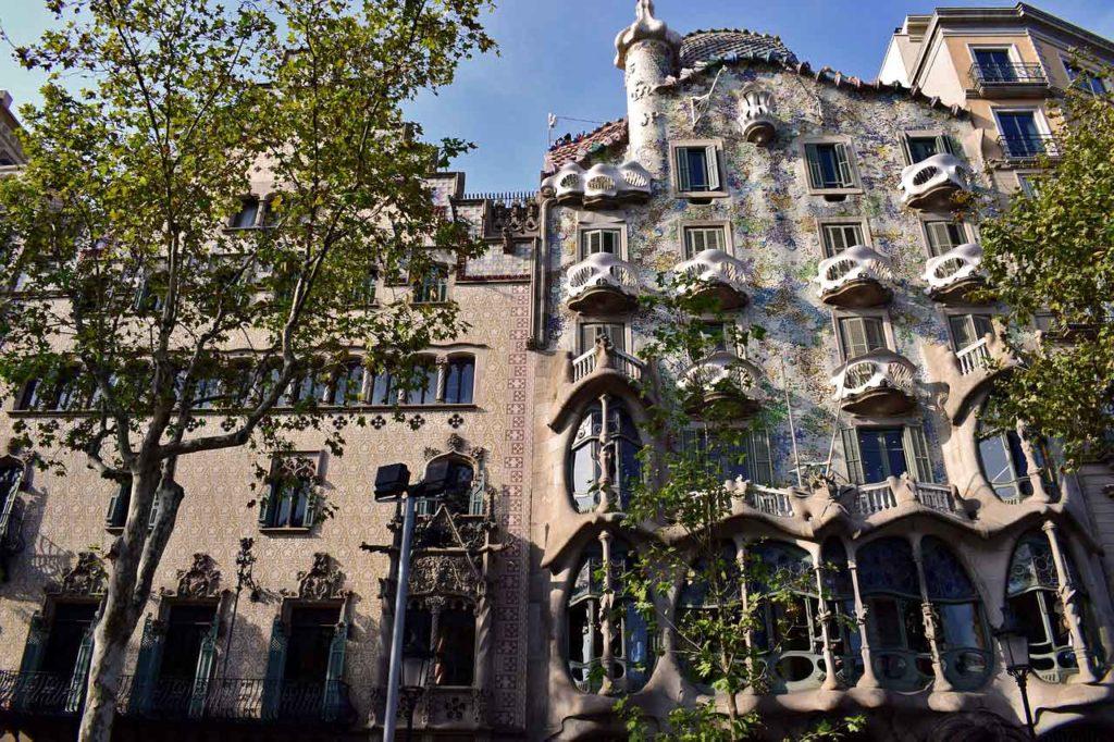 Ostern in Barcelona
