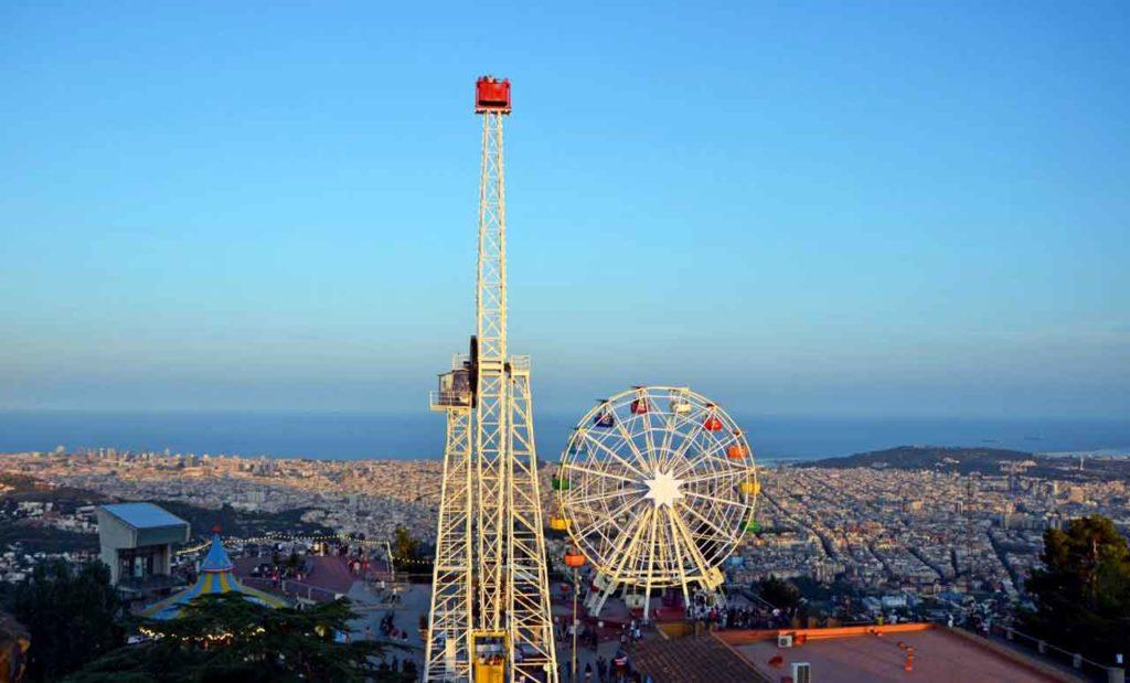Freizeitparks in Barcelona: Übersicht & Infos