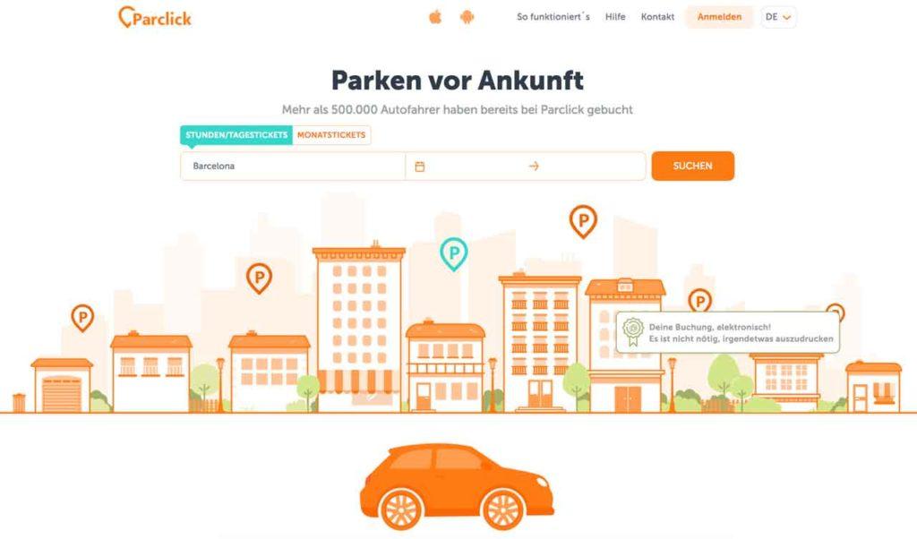 Parken in Barcelona: Wo kann man sicher und günstig parken?
