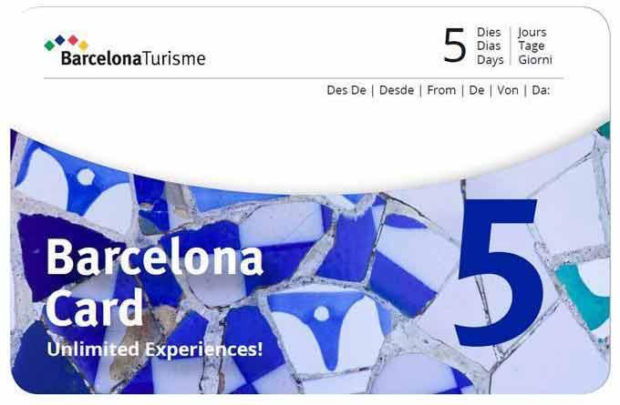 Barcelona-Pässe Vergleich: Erklärungen um den besten Pass zu finden