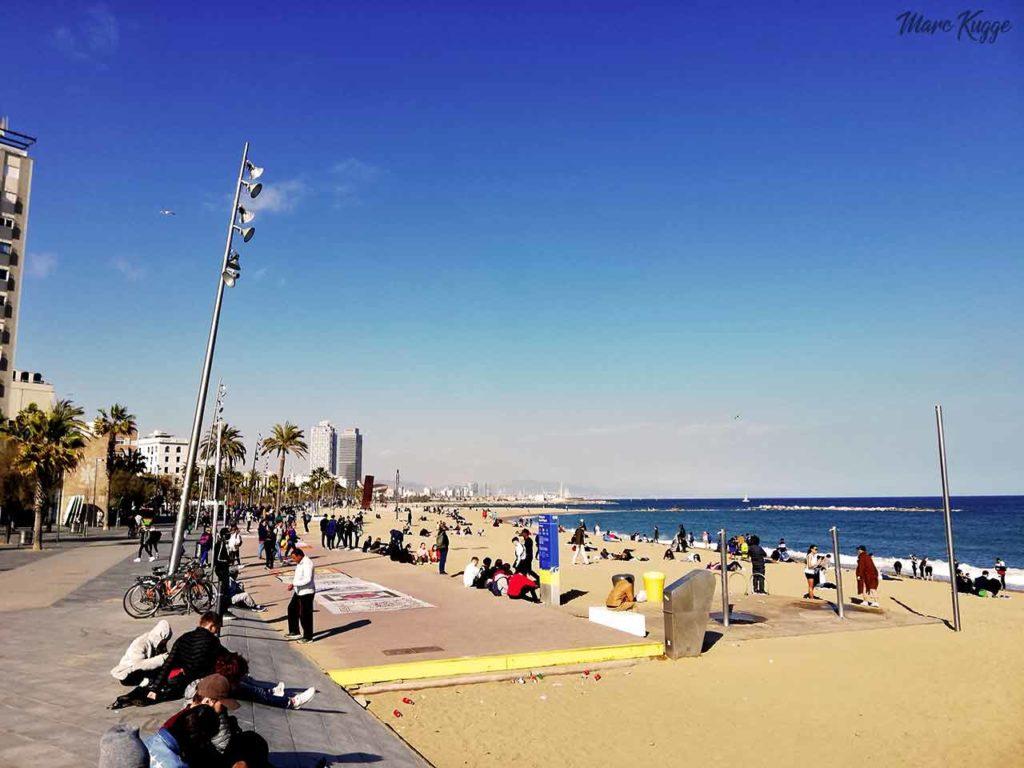 Barcelona und Kreuzfahrer: Hafenterminal & Hafeninformationen