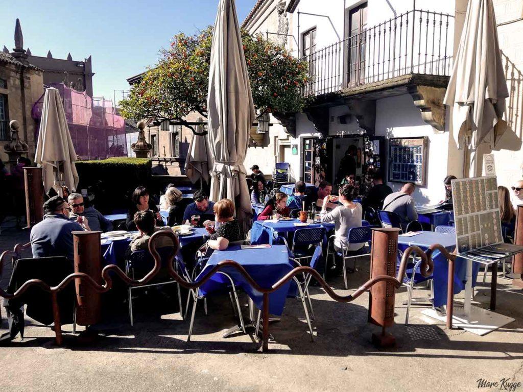 Restaurants Poble Espanyol