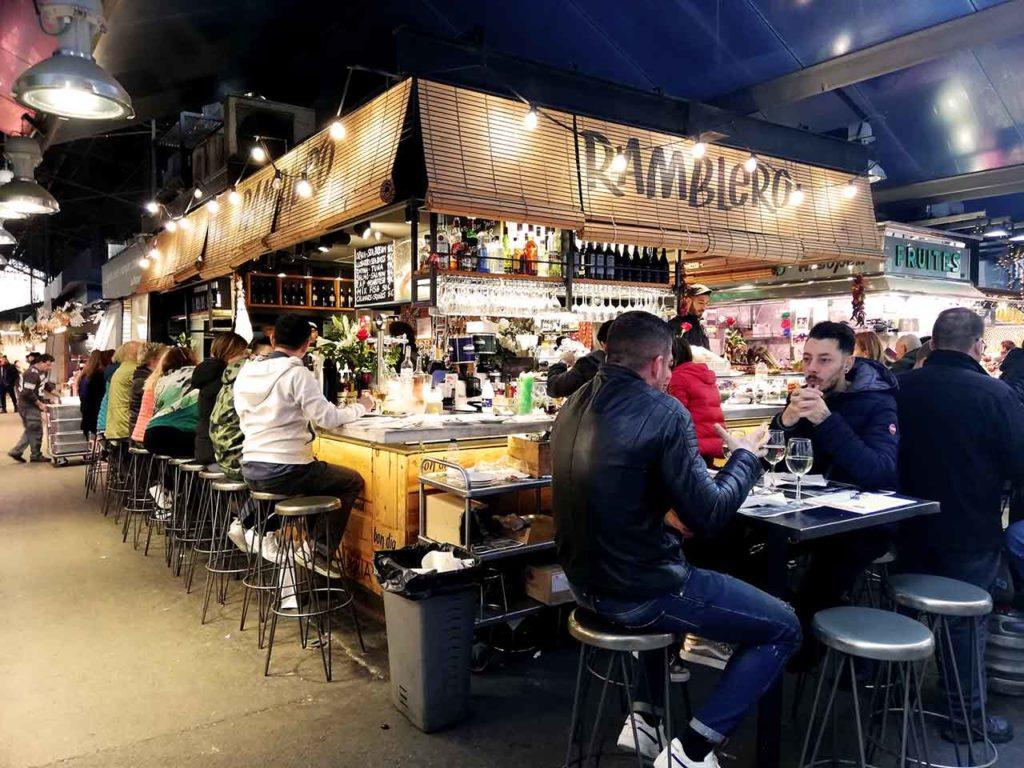 La Boqueria |Bekannteste Markthalle in Barcelona | Tipps & Infos