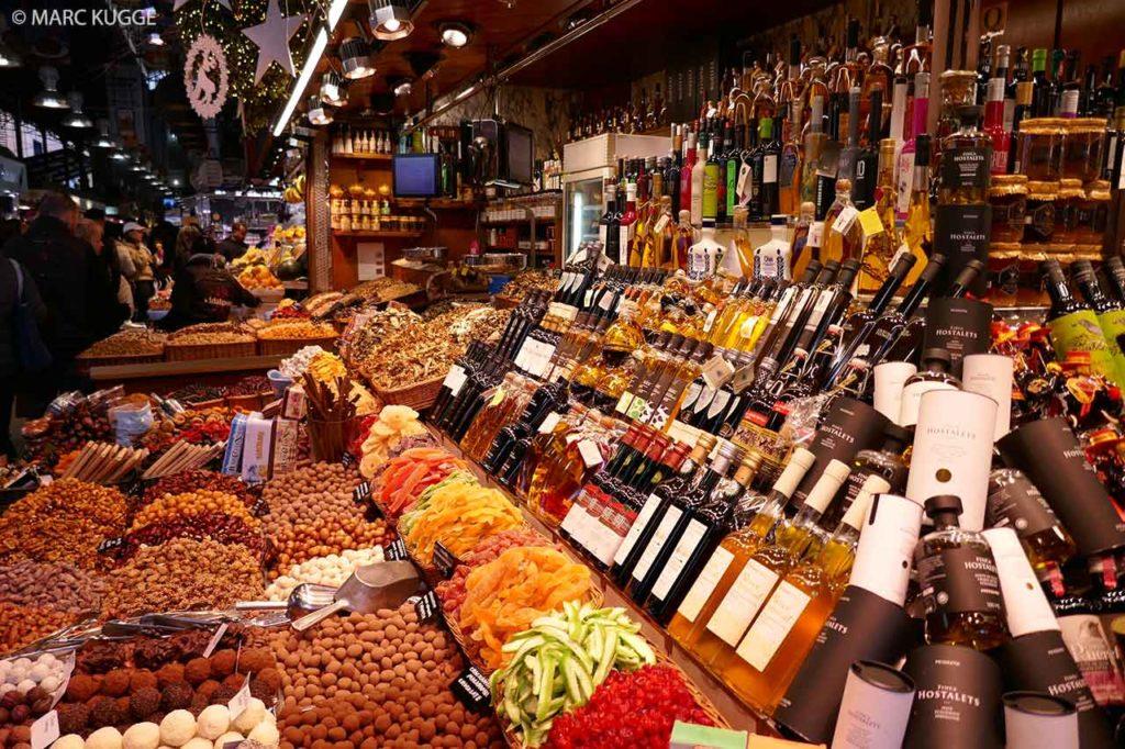 La Boqueria:Öffnungszeiten, Tipps, Infos, Führungen & Events