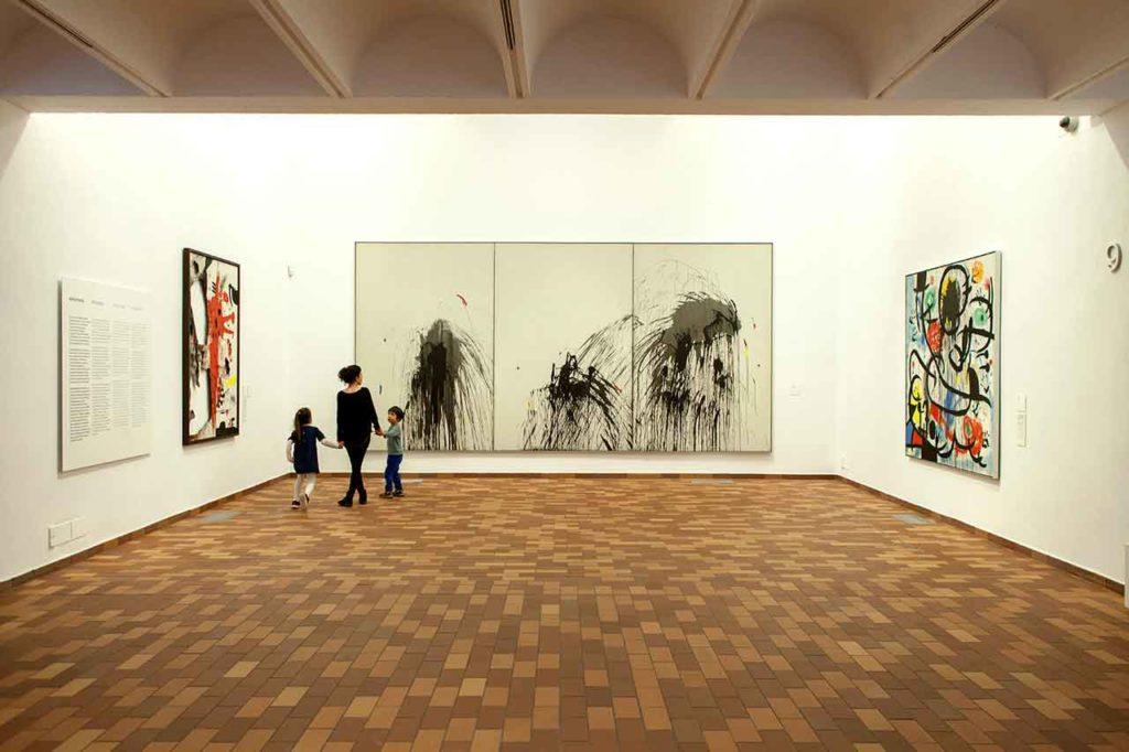 Joan Miró Museum in Barcelona