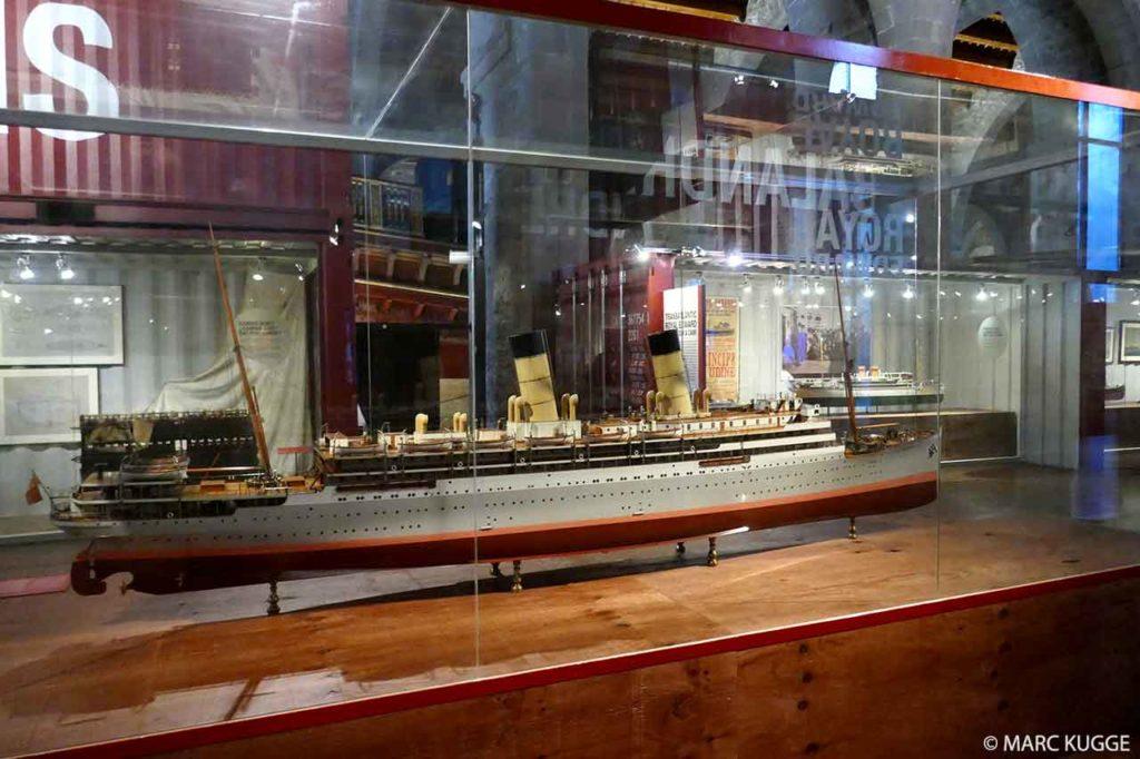Schifffahrtsmuseum in Barcelona