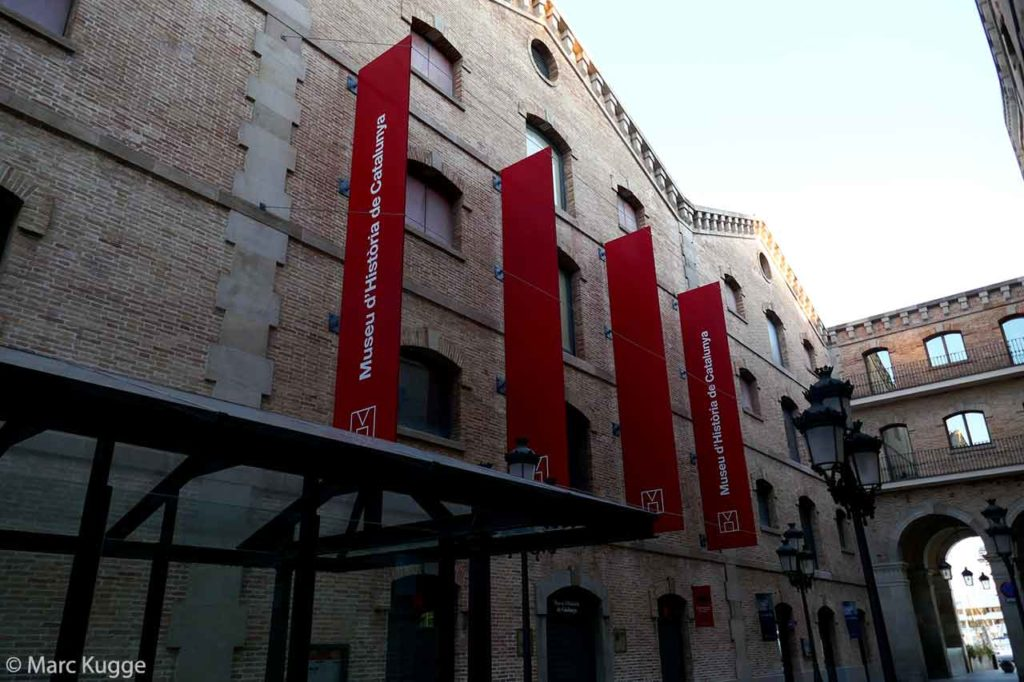 Historisches Museum von Katalonien: Eintritt, Öffnungszeiten & Infos
