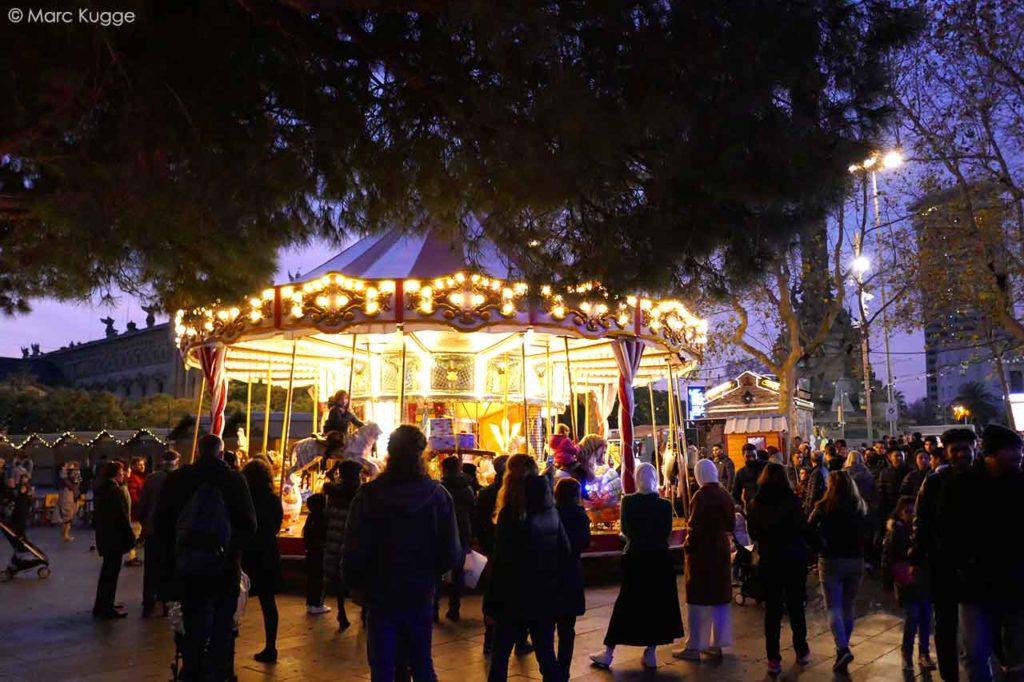 Weihnachtsmärkte in Barcelona: Öffnungszeiten, Tipps & Infos
