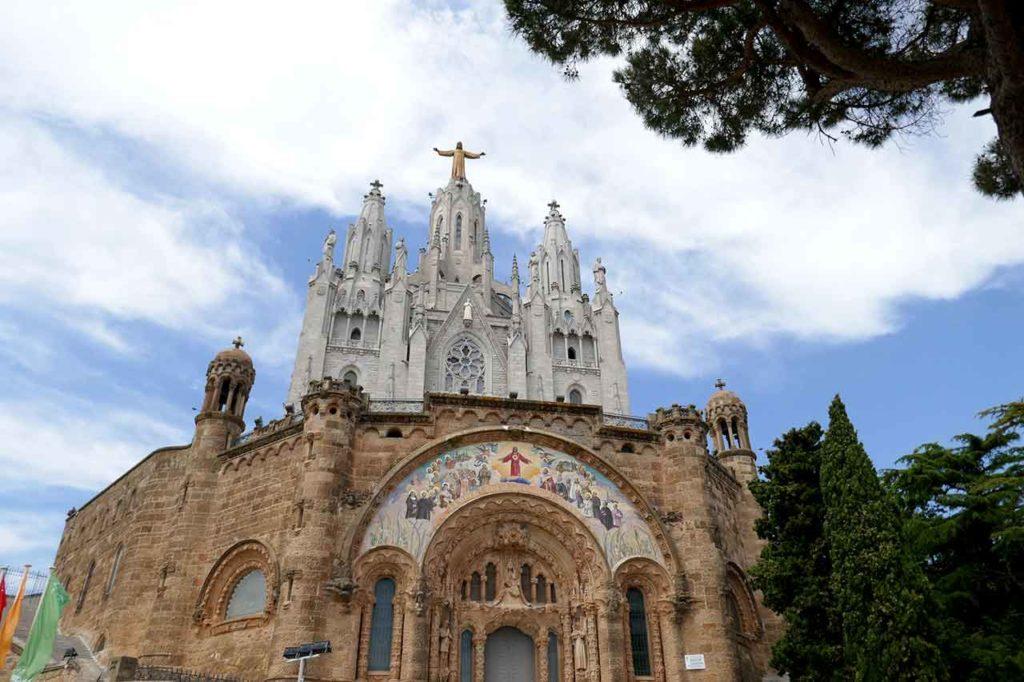 Basilika Sagrat Cor in Tibidabo: Eintritt, Öffnungszeiten & Anfahrt