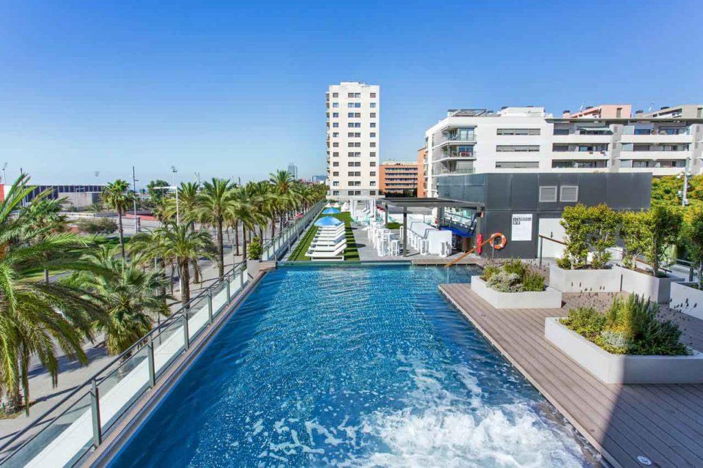 TOP 15 Hotels in Barcelona mit Meerblick oder direkt am Meer
