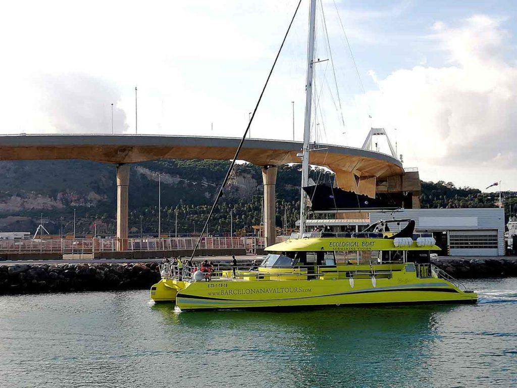 Was gibt es auf den Bootsfahrten zu sehen?